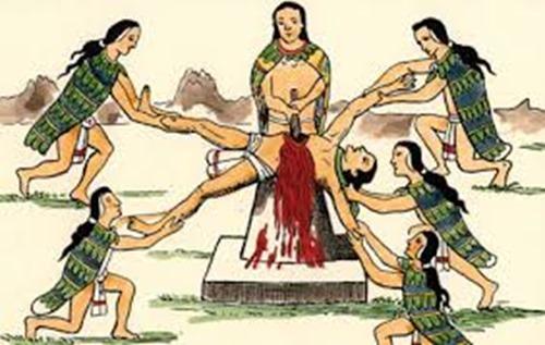 Aztekenopfer
