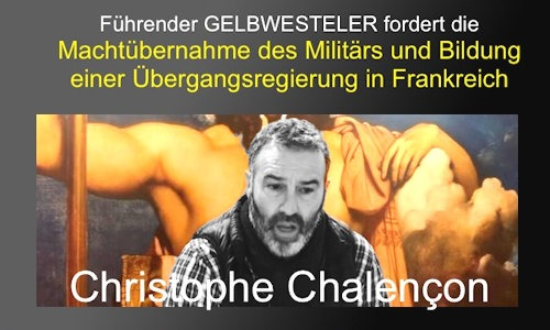 Christophe Chalençon