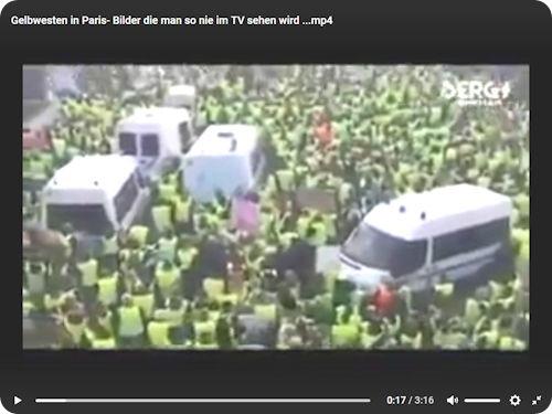 Gelbwesten_Paris
