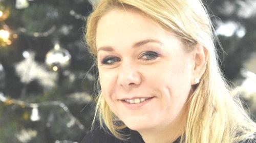 Denisa Saková Slowakai