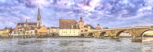 Regensburg_Panorama