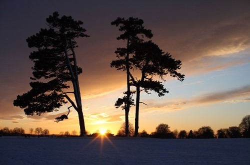 Seven_Sisters_snow_sunset