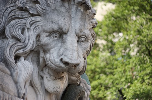 Grenoble-lion