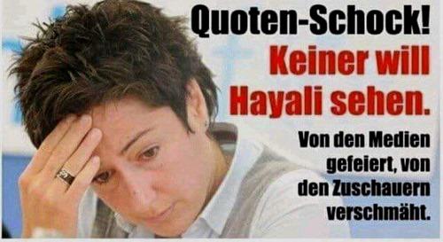 hayali_quotenschock