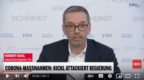 kickl-regierung